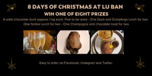 Lu Ban Christmas competition