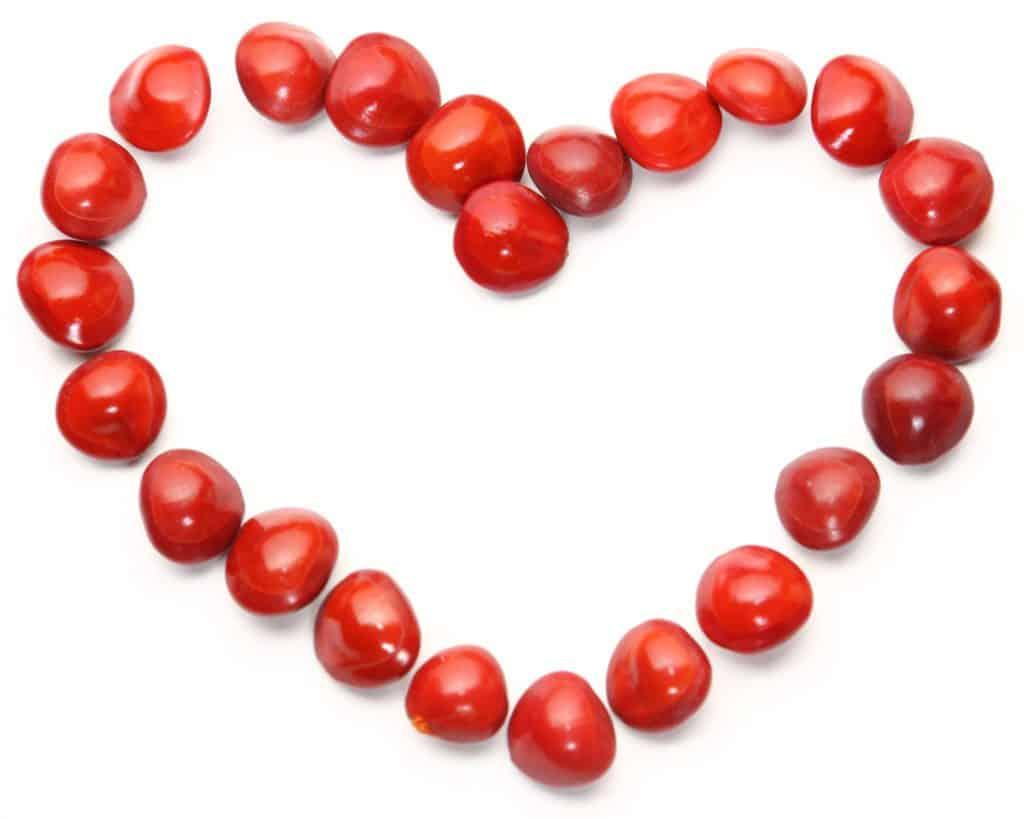 Adenanthera pavonina-red beans or love beans