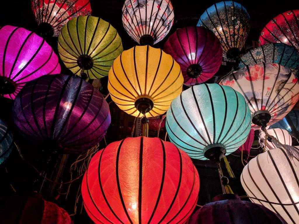 Lu Ban Restaurant Chinese New Year lantern festival image